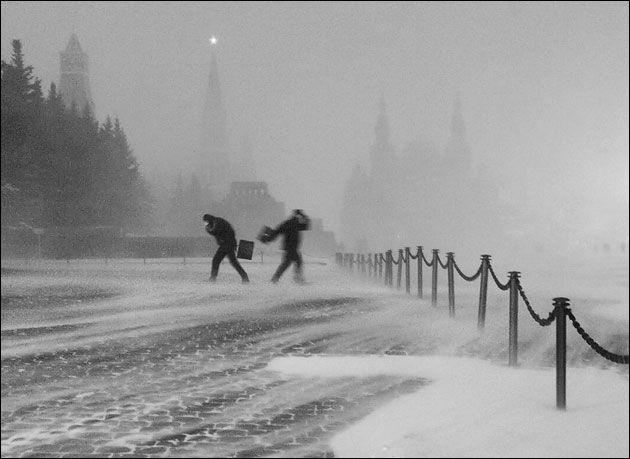 Сильный ветер, гололед иметель ожидаются вМенделеевске